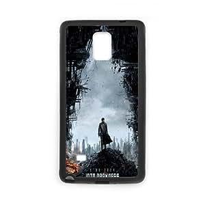 GTROCG Star Trek Into Darkness Chris Pine Phone Case For Samsung Galaxy note 4 [Pattern-3]