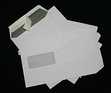 Versandtaschen DIN A5 C5 braun ohne Fenster Briefumschläge Kuvert HK 100 St