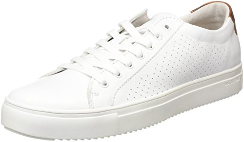 Hommes Blackstone Pm63 Blanc Baskets (blanc)