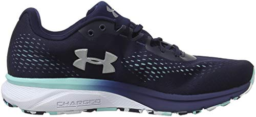 metallic midnight Silver Running Navy De Femme Spark Ua Bleu blue W Compétition Under Infinity Armour Chaussures Charged nWaZqUPTg