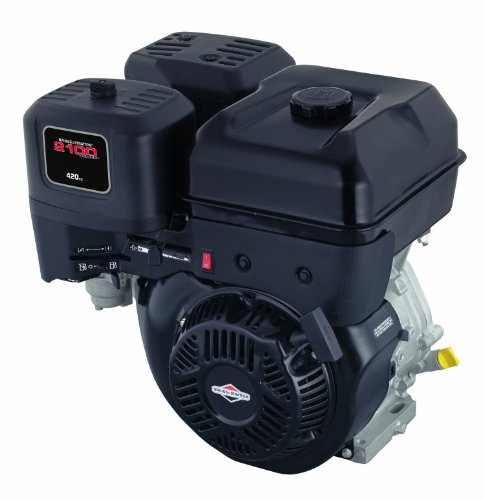 2100 Series Foam (Briggs & Stratton 25T232-0037-F1 2100 Series 420cc Engine with 3-21/32-Inch Length Crankshaft, Tapped)