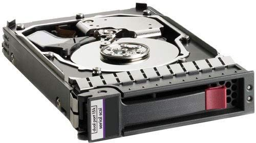 HP 480938-001 300.0GB MSA2 hard drive - 15,000 RPM, 3.5-inch form factor, Serial Attached SCSI (SAS), dual-port New Bulk