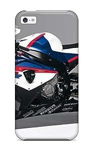 Lennie P. Dallas's Shop Hot Scratch-free Phone Case For Iphone 5c- Retail Packaging - Bmw S 1000 Rr Racebike