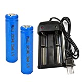 10440 Rechargeable Li-ion Battery AAA Lithum Battery 3.7V ICR10440 Battery with Charger