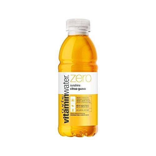 Glaceau Vitamina Del Sol 500Ml De Agua Nulo (Paquete de 2)