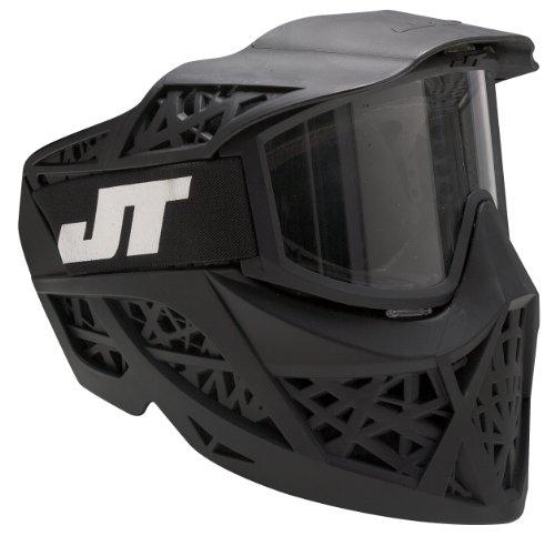 JT Elite Prime Single Goggle, Black