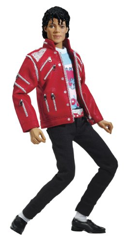 Playmates Michael Jackson 10 Beat It Collector Figure