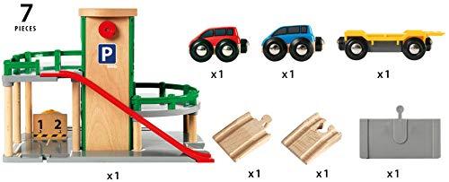 Flot BRIO World - Parking Garage: Amazon.co.uk: Toys & Games RI-53