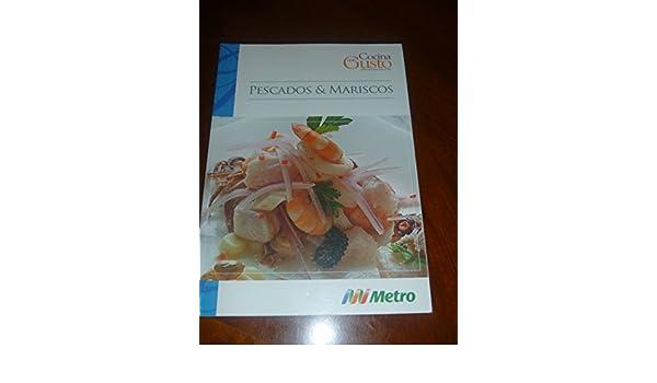 Pescados & Mariscos Con Cocina Gusto: JUAN GUILLERMO PERICO ORDONEZ: 9789972582981: Amazon.com: Books