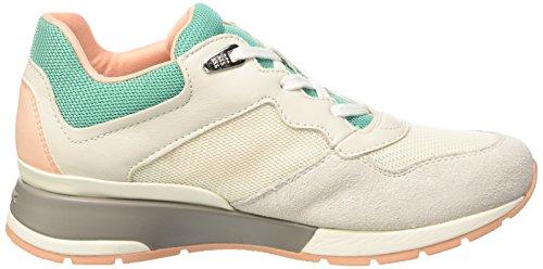 Geox D Shahira B Baskets / Chaussures Femme Blanc