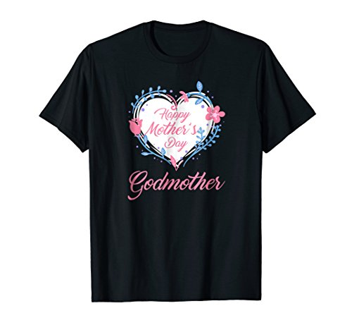 Happy-Mothers-Day-Godmother-T-Shirt-Tee-Shirt-Gift