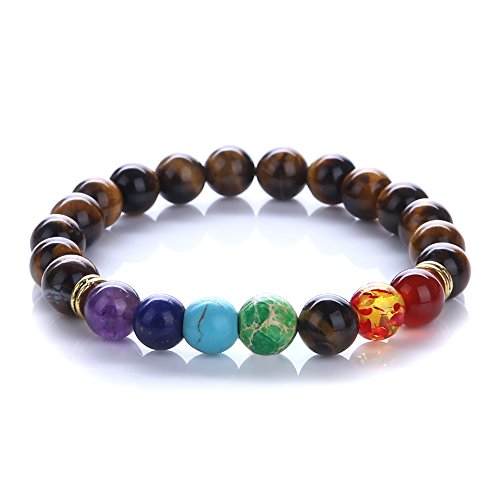 KISSPAT Natural Gemstone Bracelet Precious