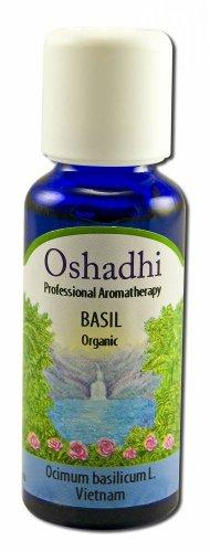 Essential Oil Singles Basil, Organic 30 -