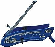 Louisville Slugger Triple Flame Pitching Machine