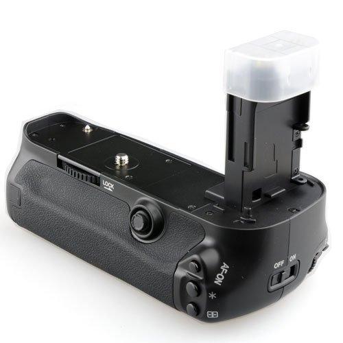 Meike Batteriegriff für Canon EOS 5D Mark III 5D3 Kamera (BG-E11)