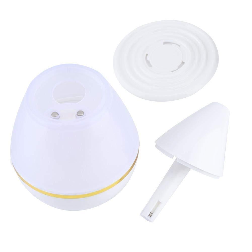 MAGT Aromaduft/öl Vaporizer Luftbefeuchter mit k/ühlem Nebel /Ätherisches /Öl Diffusor 7 LED helle Farben Luftbefeuchter