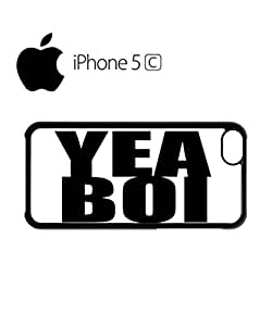 Yea Boi London Mobile Cell Phone Case Cover iPhone 5c White