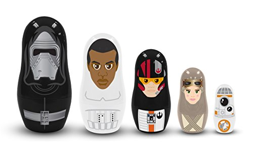 PPW Toys Star Wars The Force Awakens Nesting Dolls