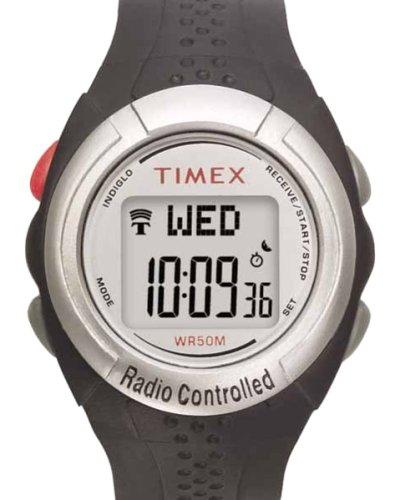 Timex Men's T5E881 Sports Radio Control Watch