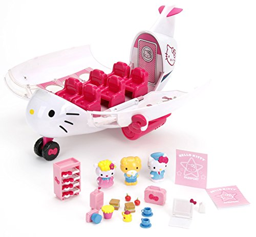 Hello Kitty Toys Set : Jada toys hello kitty play set buy online in uae toy