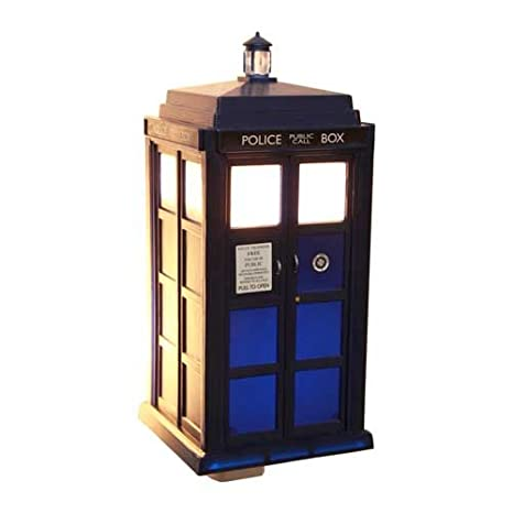 Doctor Who Tardis Design Police Box Nightlight