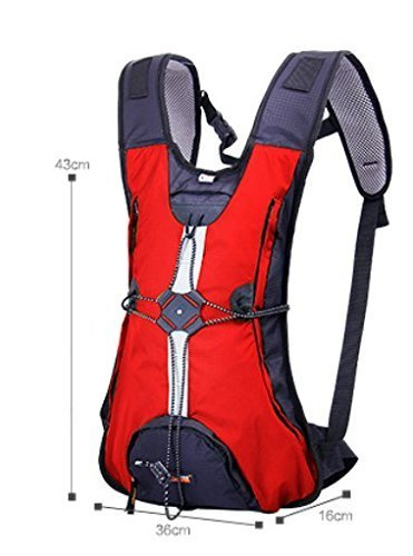 Sincere® Verpackung / Rucksäcke / Mobil / Ultraaußenrucksack / Fahrradbeutel / Paketbeutel / Outdoor-Sporttasche / Reiten -blau 20L