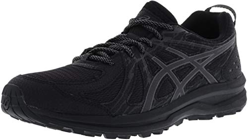 Running Trail ASICS Shoe Ankle 8 High 5M Women's Frequent Carbon Black 6TpCw