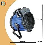 Comfort Zone PowerGear CZ285 1500 Watt Portable