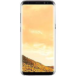 Samsung Galaxy S8 64GB Unlocked Phone - International Version (Maple Gold)