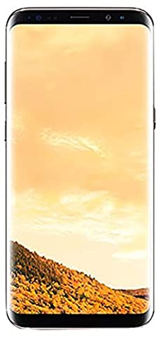 Samsung Galaxy S8 64GB Unlocked Phone - International Version (Maple Gold) (Unlock Phones Samsung Galaxy)