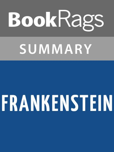 Summary & Study Guide Frankenstein by Mary Shelley