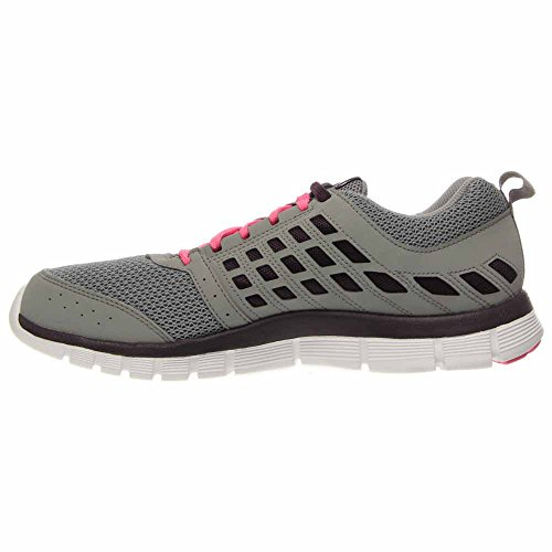 Reebok Z Dual-Ride-Laufschuh Grey-Purple-Pink