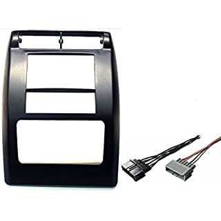 Sale Aftermarket Double Din Radio Stereo Car Install Dash Kit Fits Jeep Wrangler 1997-2002