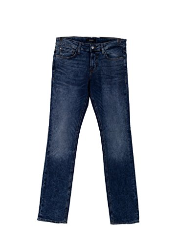 Angel Angel Jeans Uomo GUESS BLU GUESS GUESS Uomo BLU Jeans Jeans PTzqaxT