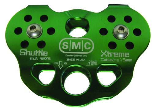 SMC Shuttle Tandem Xtreme Pulley
