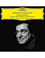 Rachmaninoff: Preludes - Etudes-Tableaux - Moments