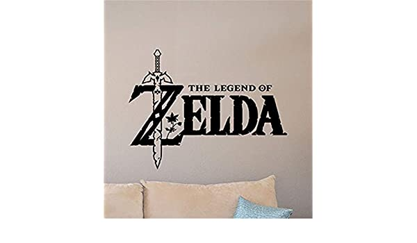 pegatinas de pared tortugas ninja The Legend of Zelda ...