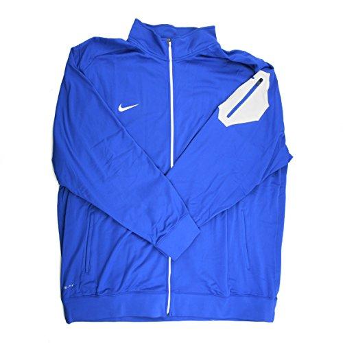 Uomo Cerniera fit Dri Taglia Da Blu L Nike bianco 4 Con nbsp;x 0CqZX