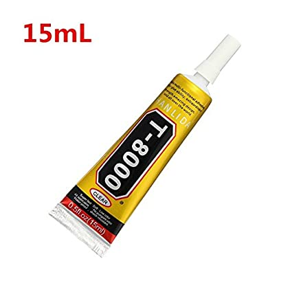 Amazon com: Hitommy T8000 Glue Epoxy Resin Acrylic Adhesive