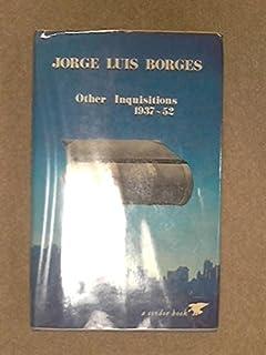 Otras Inquisiciones: Jorge Luis Borges: 9788448704766 ...