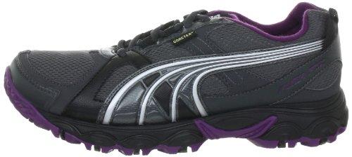 Shadow Pied Pumafox Sport Gtx Grau Chaussures Wn's 1 dark Puma black Course Femme De gloxini Gris 0fT7qwd