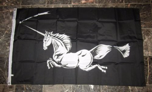 unicorn horse pegasus black mythical