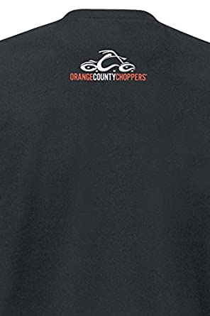 OCC Orange County Choppers T-Shirt Rebel Black