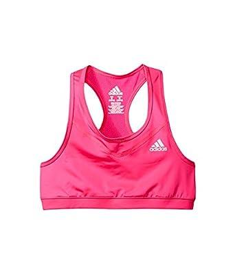 dd274668e2e (アディダス) adidas キッズスポーツアンダーウェア・下着 Gym Bra (Big Kids)