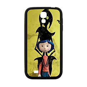 LINGH Coraline Design Pesonalized Creative Phone Case For Samsung Galaxy S4