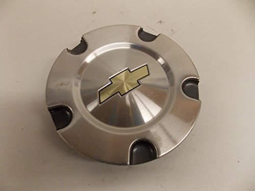 (04-09 Chevy Trailblazer Wheel Center Hub Cap silver)