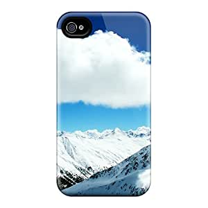New Premium PKG16908VfVn Cases Covers For Iphone 6/ Snow Mountain Protective Cases Covers