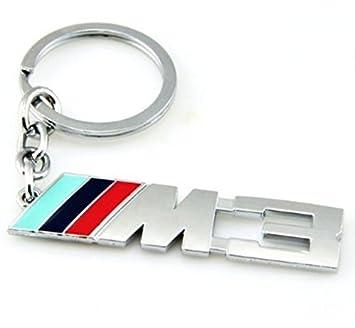 BMW Llavero M3 Sport aluminio: Amazon.es: Coche y moto