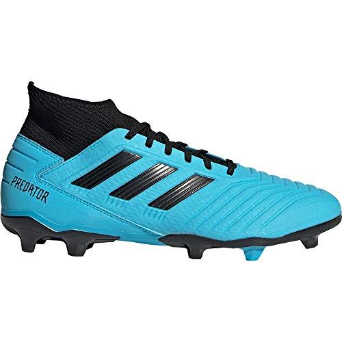 adidas Men Football Shoes Cleats Predator 19.3 Firm Ground Soccer Boots (42 EU - 8 UK - 8.5 US)