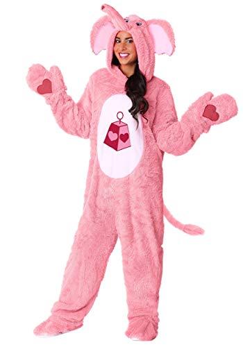 Care Bears & Cousins Adult Lotsa Heart Elephant Costume Large -